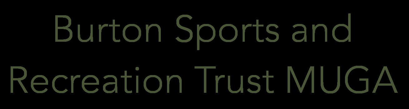Burton Sports and Recreation Trust MUGA